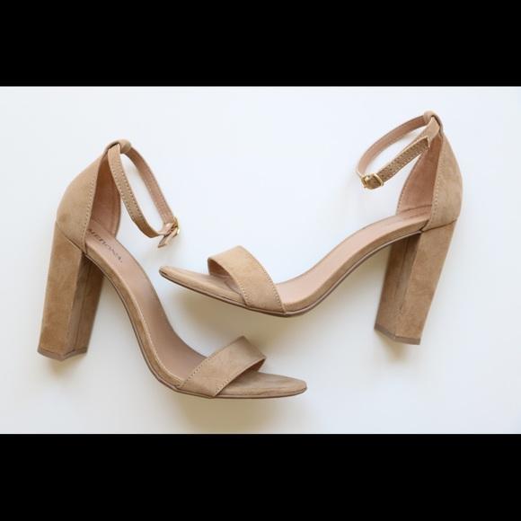 034bc7340ef Merona Lulu Block Heel Sandals